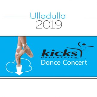 Kicks dance concert video