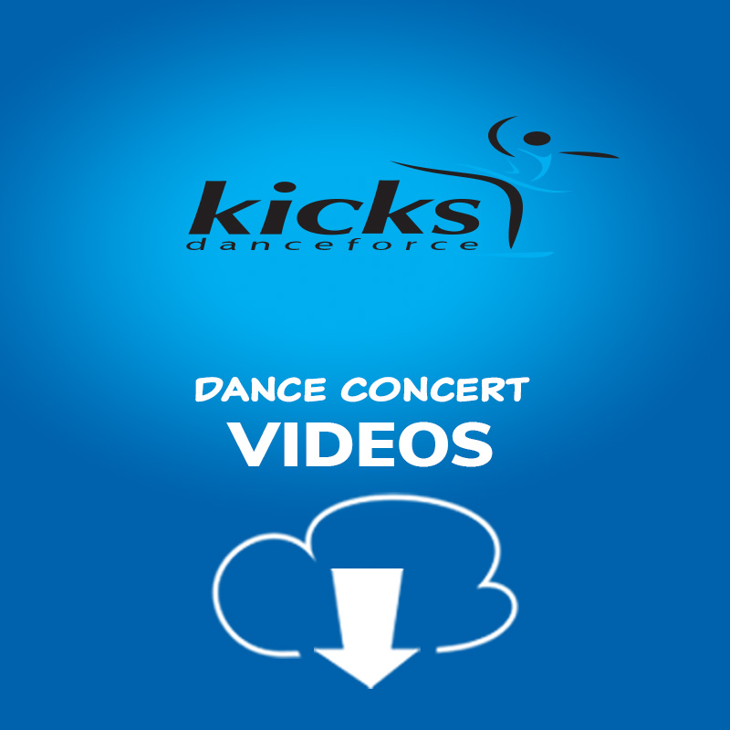 Kicks Danceforce concert videos Batemans Bay and Ulladulla