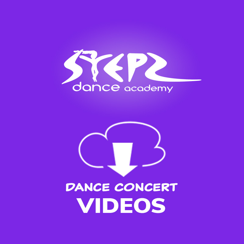 Stepz Dance Academy dance concert videos